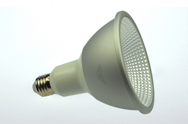 E27 LED-Spot PAR38 AC/DC 1000 Lumen 60° warmweiss 16W CRI>98, IP65 Green-Power-LED