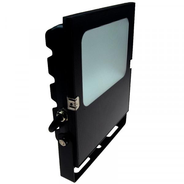 LED-Flutlichtstrahler DC 3850 Lumen 120° kaltweiss 35W flache Bauweise Green-Power-LED