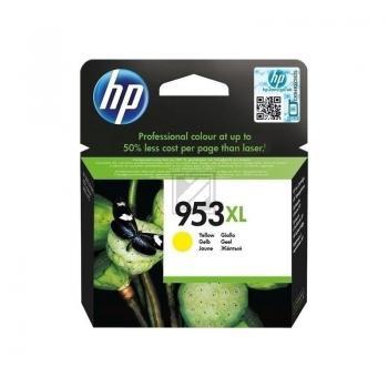HP Tintenpatrone gelb HC (F6U18AE, 953XL)