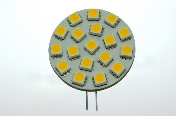 G4 LED-Modul AC/DC 280 Lumen 125° warmweiss 2,6W dimmbar Green-Power-LED