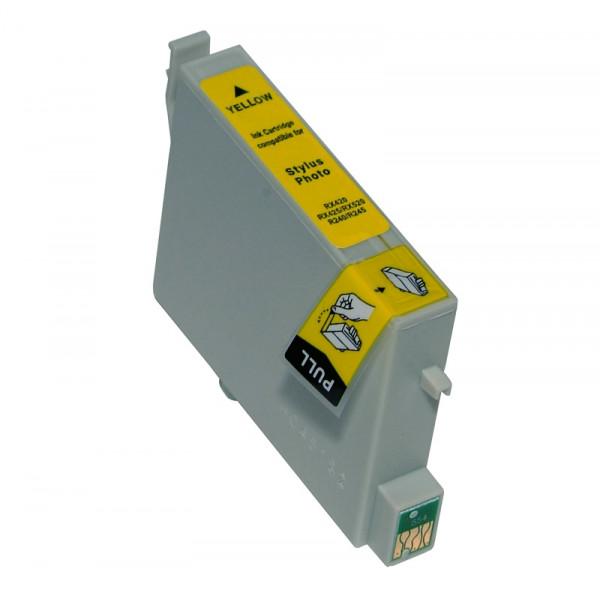 Epson T0614 kompatible Tinte Yellow (Gelb) 16 Ml.