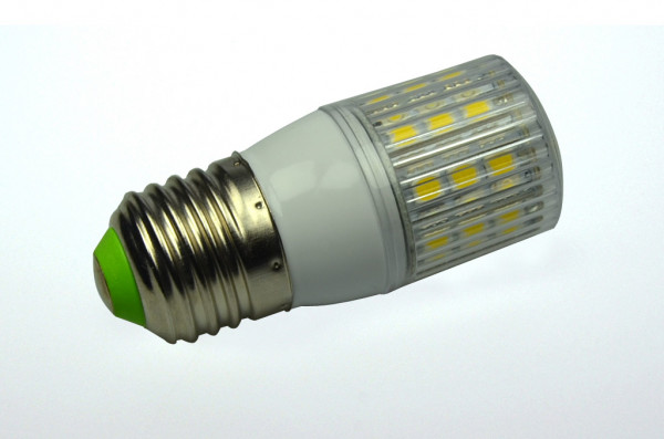 E27 LED-Tubular AC 340 Lumen 330° kaltweiss 3W gekapselt Green-Power-LED