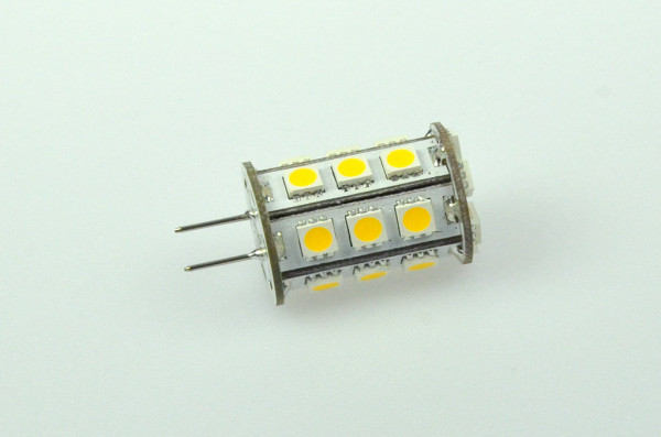 GY6.35 LED-Stiftsockellampe AC/DC 320 Lumen 300° kaltweiss 2,6W dimmbar Green-Power-LED