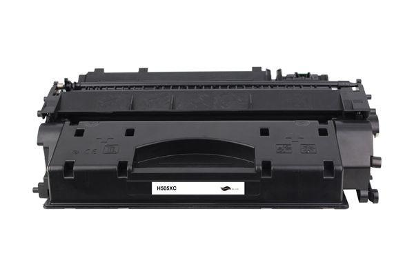 HP CE505X kompatible Tonerkartusche schwarz XL 6900 S.