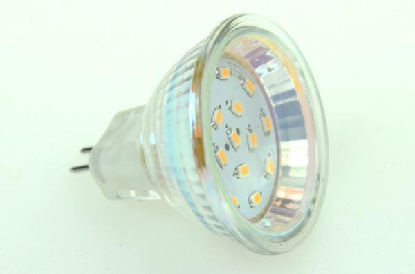 GU4 LED-Modul AC/DC 115 Lumen 125° warmweiss 1,5 W dimmbar, CRI>95 Green-Power-LED