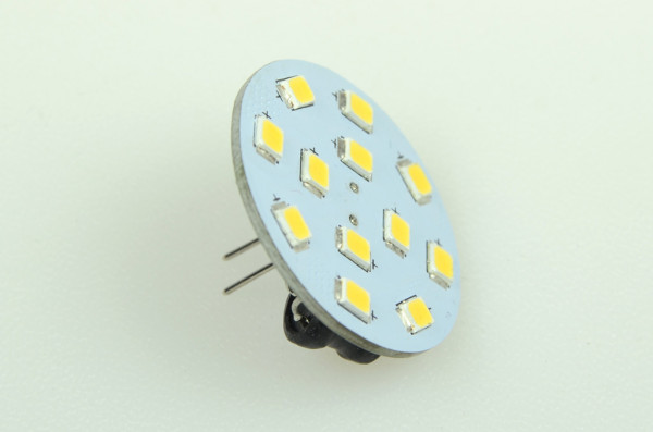GZ4 LED-Modul AC/DC 200 Lumen 125° kaltweiss 2W CRI>90 Green-Power-LED