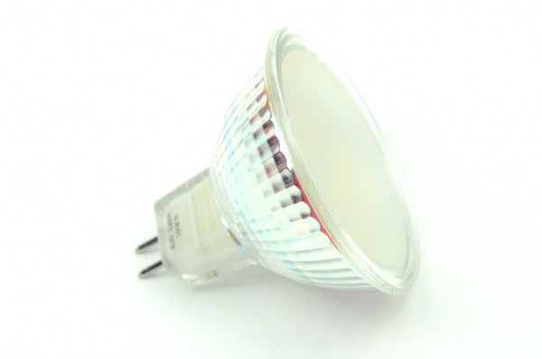 GU5.3 LED-Spot PAR16 AC/DC 140 Lumen 125° warmweiss 1,6W dimmbar Green-Power-LED