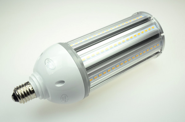 E27 LED-Tubular AC 5400 Lumen 270° warmweiss 54W IP64 Green-Power-LED