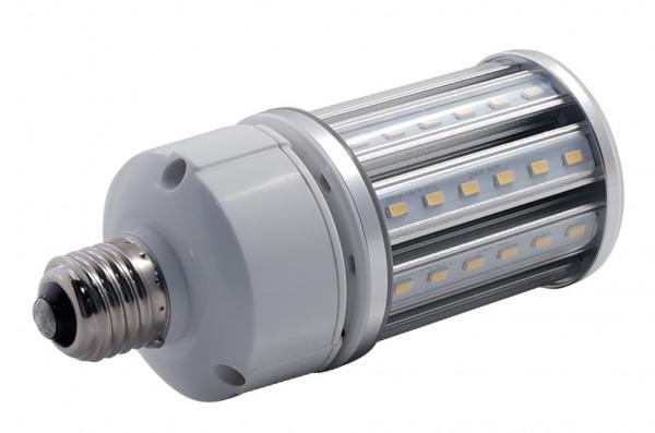 E27 LED-Tubular AC/DC 2470 Lumen 270° warmweiss 19 W IP64, 4KV, AC/DC Green-Power-LED