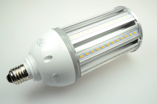 E27 LED-Tubular AC 3800 Lumen 270° kaltweiss 36W IP64 Green-Power-LED