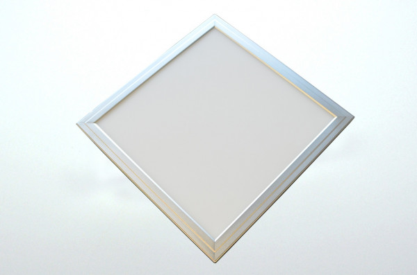 LED-Panel AC 750 Lumen 100° kaltweiss 10W Einbaupanel Green-Power-LED