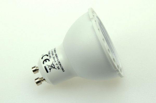 GU10 LED-Spot PAR16 AC 260 Lumen 38° warmweiss 3,5 Green-Power-LED