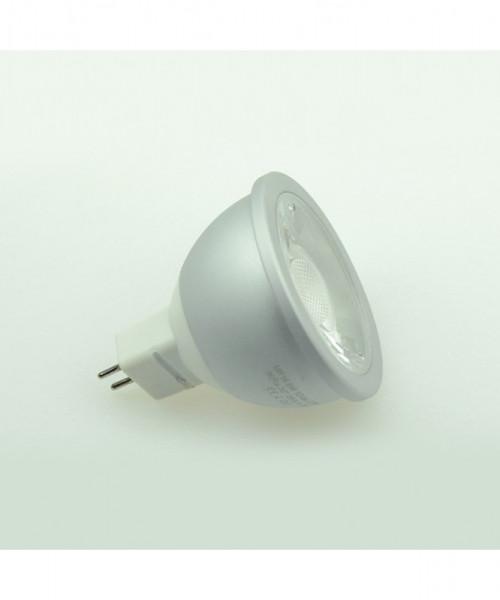 GU5.3 LED-Spot PAR16 AC/DC 450 Lumen 30° neutralweiss 6W Dimmbar, CRI>90 Green-Power-LED