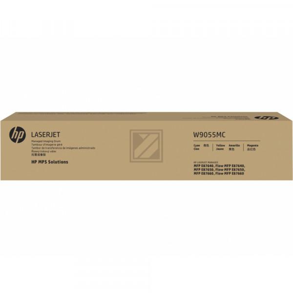 HP Fotoleitertrommel cyan/gelb/magenta (W9055MC)