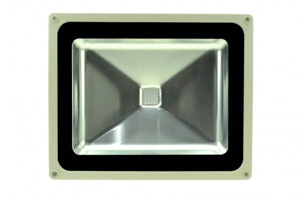 LED-Flutlichtstrahler AC 120° ultraviolett 56W Green-Power-LED
