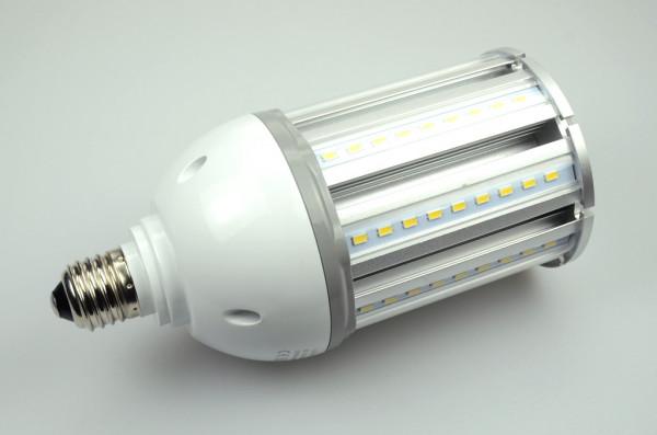 E27 LED-Tubular AC 3240 Lumen 270° kaltweiss 27W IP64 Green-Power-LED