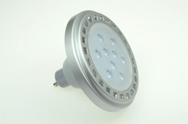 GU10 LED-Spot AR111 AC 720 Lumen 30° kaltweiss 11W dimmbar Green-Power-LED