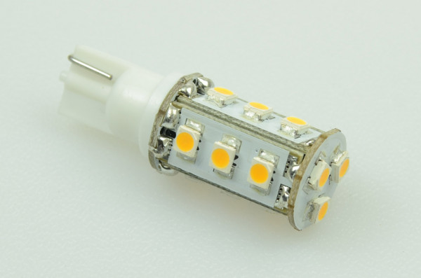 T10 LED-Stiftsockellampe AC/DC 90 Lumen 300° warmweiss 0,8W dimmbar Green-Power-LED