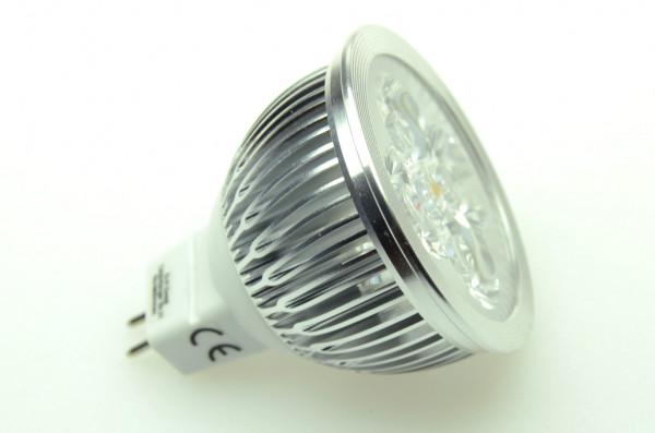 GU5.3 LED-Spot PAR16 AC/DC 360 Lumen 30° warmweiss 3,6 dimmbar Green-Power-LED