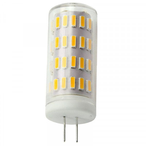 G4 LED-Stiftsockellampe AC/DC 400 Lumen 300° warmweiss 3,2 Green-Power-LED