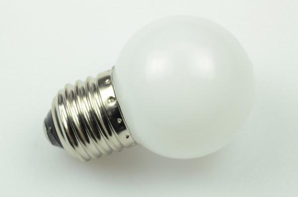 E27 LED-Globe LB45 AC 100 Lumen 270° kaltweiss 1W matt Green-Power-LED