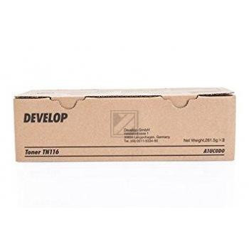 Develop Toner-Kit 2 x schwarz (A1UC0D0, TN-116)