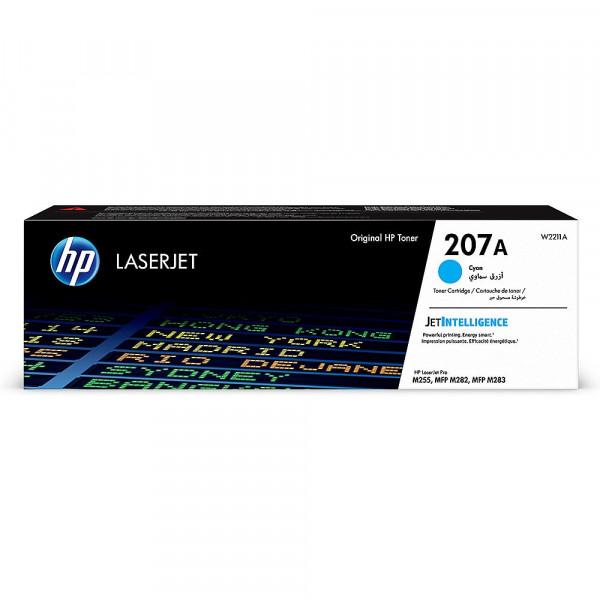 HP Toner-Kartusche cyan (W2211A, 207A)