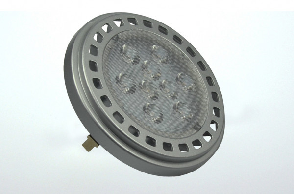 G53 LED-Spot AR111 AC/DC 720 Lumen 30° warmweiss 11W - Green-Power-LED