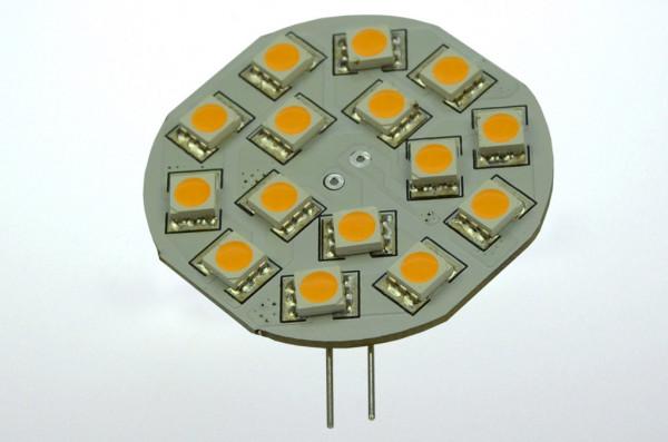G4 LED-Modul AC/DC 250 Lumen 125° warmweiss 2,6W dimmbar Green-Power-LED