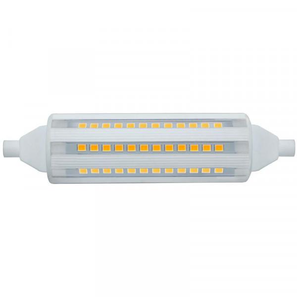 R7S LED-Stablampe AC/DC 1300 Lumen 360° warmweiss 13 W rundabstrahlend Green-Power-LED