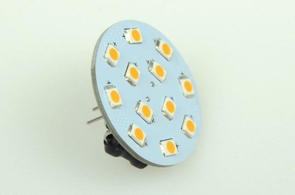 GZ4 LED-Modul AC/DC 180 Lumen 125° warmweiss 2W CRI>90 Green-Power-LED