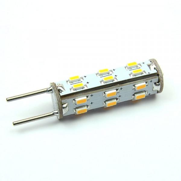 GY6.35 LED-Stiftsockellampe AC/DC 146 Lumen 300° warmweiss 1,3 W dimmbar Green-Power-LED