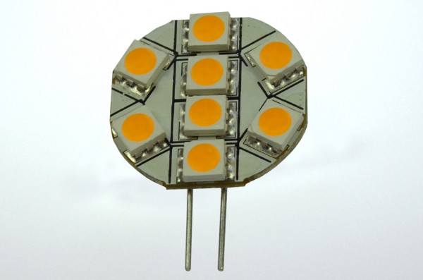 G4 LED-Modul AC/DC 120 Lumen 125° warmweiss 1,2W dimmbar Green-Power-LED