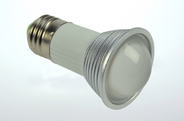 E27 LED-Spot PAR16 AC 270 Lumen 60° warmweiss 4,8W dimmbar Green-Power-LED