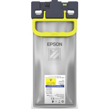 Epson Tintenpatrone gelb HC (C13T05B440, T05B4)