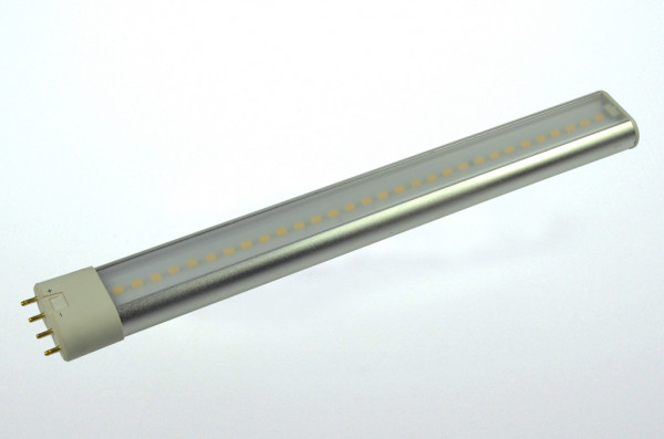 2G11 LED-Kompaktlampe AC/DC 960 Lumen 140° warmweiss 12 W inkl. Netzteil Green-Power-LED