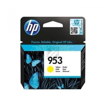 HP Tintenpatrone gelb (F6U14AE, 953)