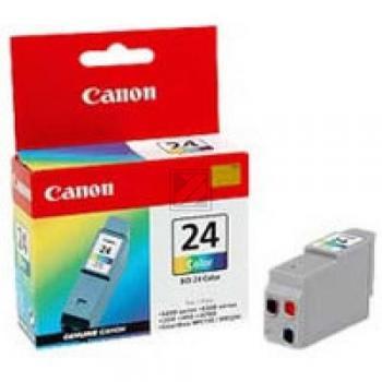 Canon Tintenpatrone cyan/gelb/magenta (6882A002, BCI-24C)