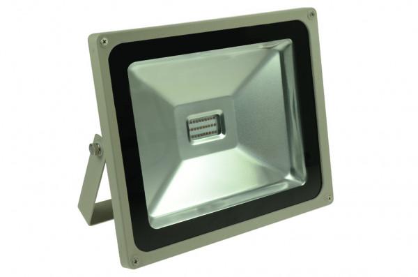 LED-Flutlichtstrahler AC 120° Amber 56W - Green-Power-LED