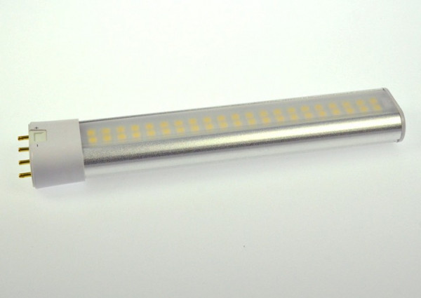 2G11 LED-Kompaktlampe AC 670 Lumen 140° neutralweiss 7W inkl. Netzteil Green-Power-LED