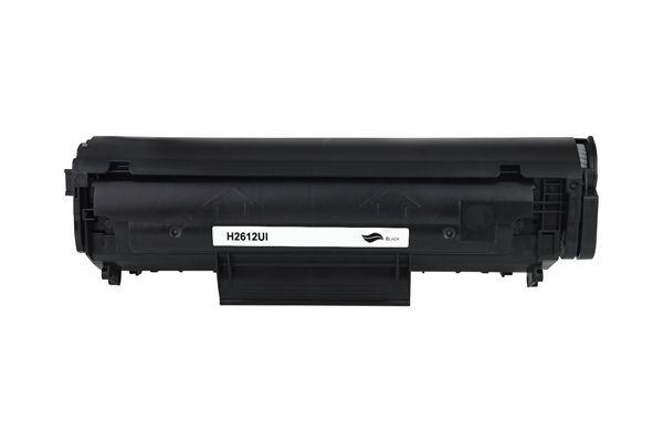 HP Q2612A, 12A kompatible Tonerkartusche schwarz 2000 S.