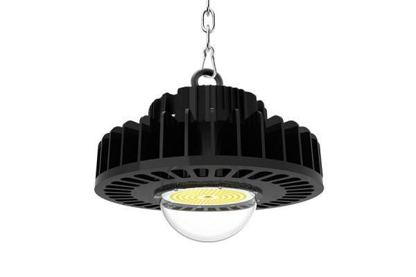 LED-Hallentiefstrahler AC 24000 Lumen 60/120° kaltweiss 200 W flimmerfrei Green-Power-LED
