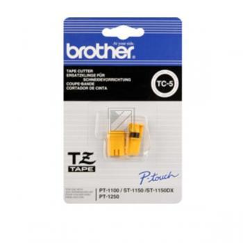 Brother Ersatzklinge für Schneidevorrichtung (TC-5)