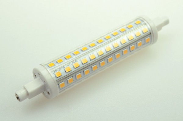 R7S LED-Stablampe AC 800 Lumen 360° warmweiss 10 W rundabstrahlend, dimmbar Green-Power-LED