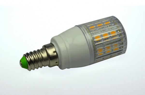 E14 LED-Tubular AC 310 Lumen 330° neutralweiss 3W gekapselt Green-Power-LED