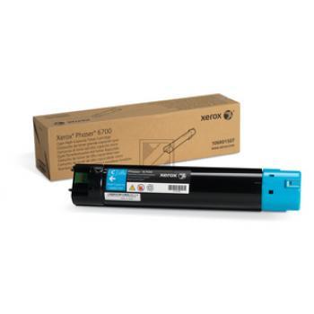 Xerox Toner-Kit cyan HC (106R01507)