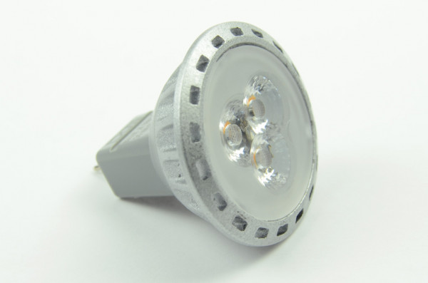 GU4 LED-Spot MR11 AC/DC 200 Lumen 30° warmweiss 2,5W dimmbar Green-Power-LED