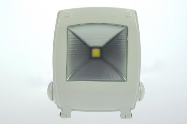 Design LED-Flutlichtstrahler AC 850 Lumen 120°-150° warmweiss 11W Strukturiertes Glas Green-Power-LE