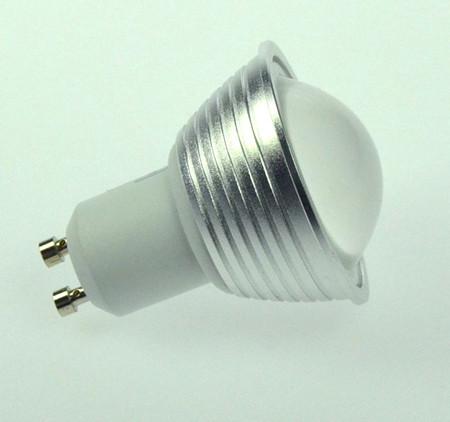 GU10 LED-Spot PAR16 AC/DC 290 Lumen 60° neutralweiss 4,8W dimmbar Green-Power-LED