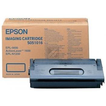 Epson Toner-Kit Entwickler schwarz (C13S051016, 1016)